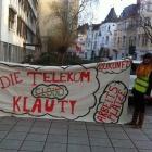 """Tarifrunde: Die Telekom-Cloud oder """"Die Telekom klaut"""""""