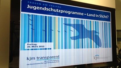 Expertentreffen bei der KJM in München