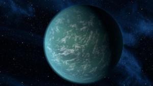 Spektropolarimetrie: Gibt es Leben auf Kepler 22b?