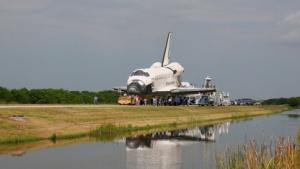 Freigegeben: Spaceshuttle- und andere DLR-Aufnahmen unter CC-Lizenz