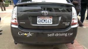 Autonomes Google-Auto: nicht mehr Daten sammeln als nötig