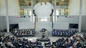 Plenum im Reichstag
