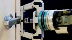 Autonomer Roboter: kommerzielle Komponenten