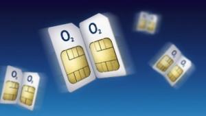 Dual-Line-SIM-Card für O2-Kunden