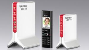 Fritzboxen mit LTE