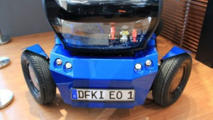 DFKI: EO2 - das koppelbare Elektroauto