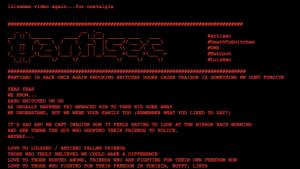 Lulzsec-Festnahmen: Anonymous antwortet auf gehackter Website von Panda Security