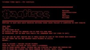 Anonymous hackt Panda Security.