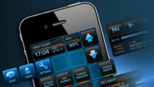 Roccat nutzt das iPhone als Erweiterung für PC-Spieler.