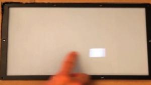 Der Finger ist schneller: 100 ms Verzögerung beim Touchscreen