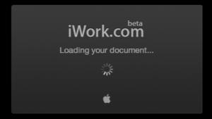 Apples iWork.com wird nur noch ein paar Monate lang angeboten.