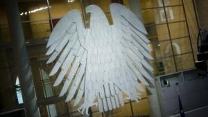 Acta: Petition an den Bundestag kurz vor der 50.000. Unterschrift