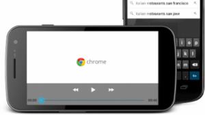 Chrome soll der Standardbrowser auf Android werden.