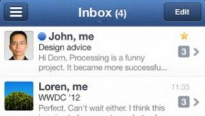 Sparrow ist ein neuer E-Mail-Client für das iPhone