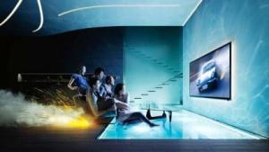 Fernsehzukunft laut Intel