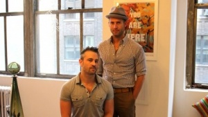 Fab.com-Gründer Jason Goldberg und Bradford Shellhammer