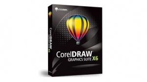 Die Coreldraw Graphics Suite X6 ist erhältlich.