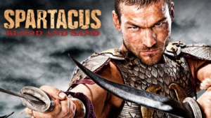 Myvideo.de streamt Spartacus: Blood and Sand.