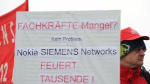 NSN: Schließung von Nokia Siemens Networks in München verhindert