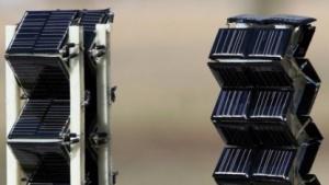 Dreidimensional Strukturen verheißen eine höhere Energieausbeute bei Solarzellen.