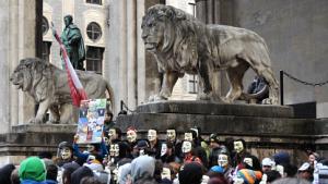 Acta-Demo in München