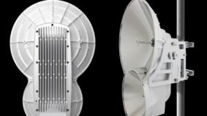 Airfiber soll Glasfaserleitungen ersetzen.
