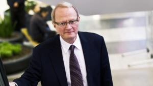 Gunnar Larsson, Chef von Konsumentverket