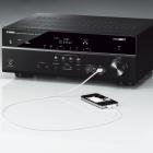 Yamaha-RX-Vx73-Serie: Günstige AV-Receiver mit einfacher 4K-Unterstützung