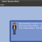 Linux Tycoon: Distro-Simulator im Retrolook