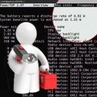 Akkulaufzeiten: Powertop entlarvt Leistungsfresser unter Linux