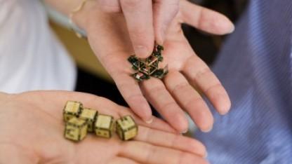 Smart Sand: vorerst nur zweidimensional