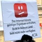 Acta-Demos: Dritter Aktionstag gegen Acta am 9. Juni 2012