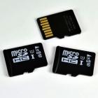 Samsung: MicroSD-Karte mit UHS-1 schafft 80 MByte/s