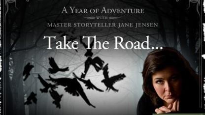 Jane Jensen wirbt auf Kickstarter.com für ihr neues Spielestudio.