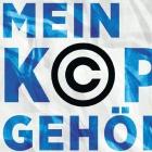 """Gegen Piraten: Kaum Künstler bei Kampagne """"Mein Kopf gehört mir"""""""
