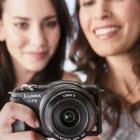 Lumix GF5: Panasonic verbessert seine EVIL-Kamera ein wenig
