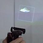 Sucherersatz: Eingebauter Projektor hilft Fotografen beim Zielen