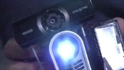 Clippinglight erzeugt einen Lichtrahmen rund um den Bildausschnitt.
