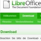 Libreoffice: Version 3.5.2 mit weiteren Fehlerkorrekturen