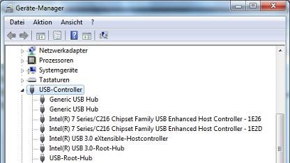USB 3.0 ist jetzt fester Bestandteil von Intel-Plattformen.