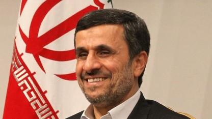Irans Präsident Mahmud Ahmadinedschad: wenige ausländische Websites zugelassen