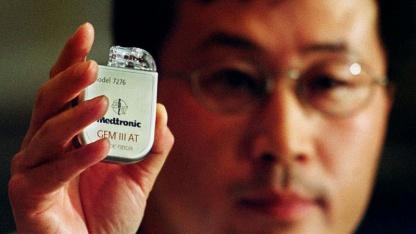 Herzschrittmacher: zu wenig Batterieleistung für Verschlüsselung