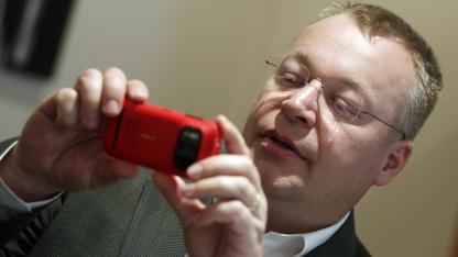 Nokia-Konzernchef Stephen Elop