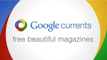 Google Currents gibt es jetzt unter anderem auch in Deutschland.