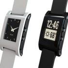 Pebble auf Kickstarter: Uhr mit elektronischem Papier