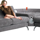 Musikmöbel: Sofa als iPhone-Dockingstation