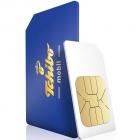 Tchibo-Smartphone-Tarif: Datenflatrate, 50 Freiminuten und 50 Frei-SMS für 10 Euro