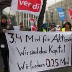 Tarifrunde Telekom: Telekom wird bundesweit bestreikt