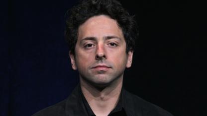 Sergey Brin im Jahr 2010