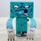 Internet der Dinge: Wachsame Ninjablöcke und wackelnde Papierviecher